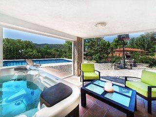 4 bedroom Villa in Caldes de Malavella, Catalonia, Spain : ref 5365227