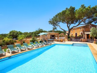 6 bedroom Villa in Cas Concos, Balearic Islands, Spain : ref 5364805
