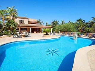 6 bedroom Villa in Cala d'Or, Balearic Islands, Spain : ref 5364803