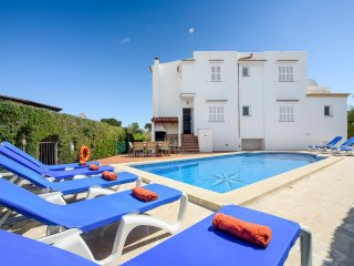 4 bedroom Villa in Cala Egos, Balearic Islands, Spain : ref 5364802