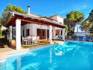 3 bedroom Villa in Portopetro, Balearic Islands, Spain : ref 5364793