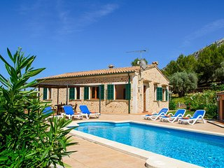 3 bedroom Villa in Pollença, Balearic Islands, Spain : ref 5364680