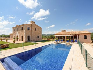 4 bedroom Villa in s'Horta, Balearic Islands, Spain : ref 5364679