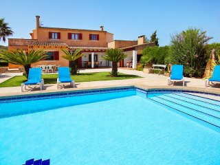 4 bedroom Villa in Cas Concos, Balearic Islands, Spain : ref 5364677
