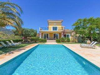 5 bedroom Villa in Calpe, Valencia, Spain : ref 5364659