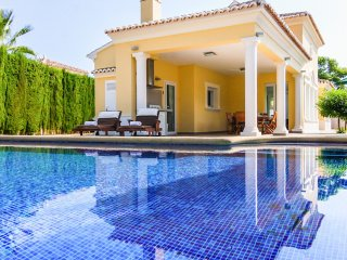 3 bedroom Villa in Calpe, Valencia, Spain : ref 5364655