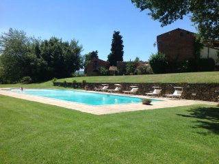 4 bedroom Villa in Oliveto, Tuscany, Italy : ref 5343818