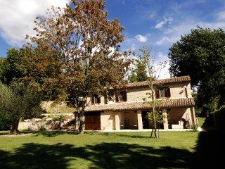 4 bedroom Villa in Sant'Ippolito, The Marches, Italy : ref 5343815