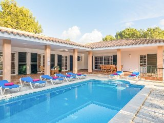 4 bedroom Villa in Binibèquer Vell, Balearic Islands, Spain : ref 5334767