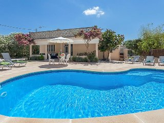 3 bedroom Villa in es Mal Pas, Balearic Islands, Spain : ref 5334639