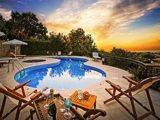 5 bedroom Villa in Riliatika, Ionian Islands, Greece : ref 5334428