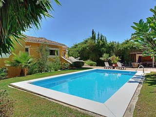 5 bedroom Villa in Guadalmina, Andalusia, Spain : ref 5334349