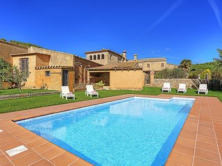 4 bedroom Villa in Regencós, Catalonia, Spain : ref 5334230