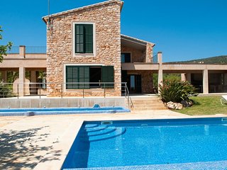 5 bedroom Villa in s'Alqueria Blanca, Balearic Islands, Spain : ref 5334217