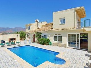 4 bedroom Villa in Buenas Noches, Andalusia, Spain : ref 5334213