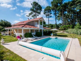 3 bedroom Villa in Lacanau, Nouvelle-Aquitaine, France : ref 5313631