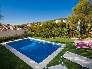 4 bedroom Villa in Sitges, Catalonia, Spain : ref 5313588