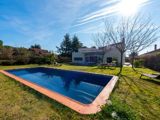 5 bedroom Villa in Sant Esteve de Palautordera, Catalonia, Spain : ref 5313406