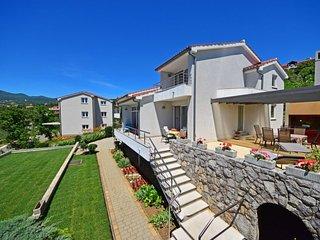 4 bedroom Villa in Matulji, Primorsko-Goranska Županija, Croatia : ref 5312976