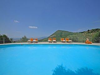 4 bedroom Villa in Grotta Giusti, Tuscany, Italy : ref 5312879