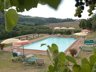 2 bedroom Apartment in San Gimignano, Tuscany, Italy : ref 5312844