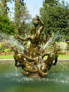 Tritons Fountain, Regents Park