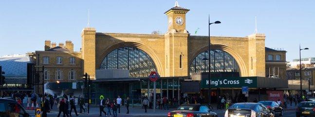 Estación de Kings Cross