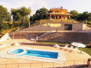 8 bedroom Villa in Montefiascone, Latium, Italy : ref 5311746