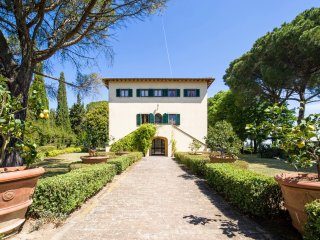 10 bedroom Villa in Montecatini, Tuscany, Italy : ref 5311744