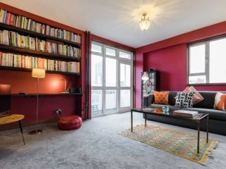 Stylish 2Bed Family Home in Clerkenwell