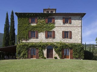 7 bedroom Villa in Cetona, Tuscany, Italy : ref 5310810