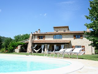 5 bedroom Villa in Amelia, Umbria, Italy : ref 5310573
