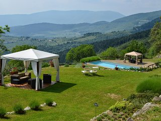 6 bedroom Villa in Le Catese, Tuscany, Italy : ref 5269770
