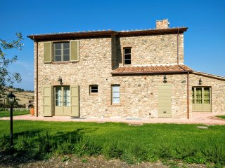 4 bedroom Villa in Guardistallo, Tuscany, Italy : ref 5269765