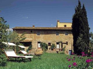 5 bedroom Villa in Barberino Val d'Elsa, Tuscany, Italy : ref 5269761