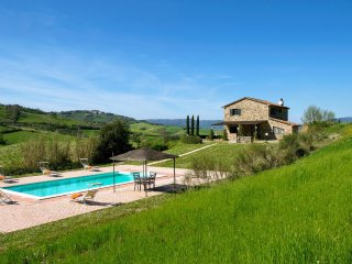 4 bedroom Villa in Guardistallo, Tuscany, Italy : ref 5269739