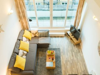 2 bed Duplex | Mezzanine | ExCel