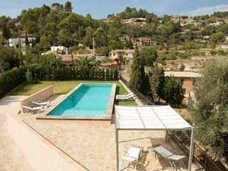 4 bedroom Villa in Galilea, Balearic Islands, Spain : ref 5251886