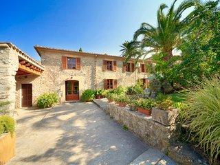 4 bedroom Villa in Pollença, Balearic Islands, Spain : ref 5251864