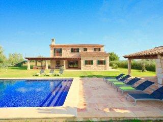 4 bedroom Villa in sa Pobla, Balearic Islands, Spain : ref 5251858