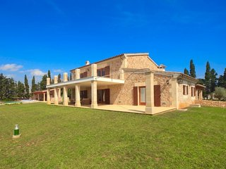 3 bedroom Villa in Pollenca, Balearic Islands, Spain : ref 5251856