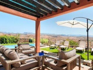 2 bedroom Villa in El Salobre, Canary Islands, Spain : ref 5251523