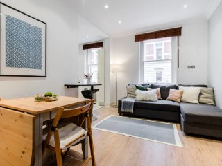 Cosy, Cute 2 Bed Oxford Street Flat