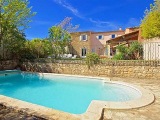 4 bedroom Villa in Goult, Provence-Alpes-Cote d'Azur, France : ref 5247285