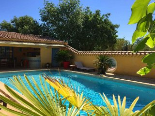 4 bedroom Villa in Pézenas, Occitania, France : ref 5247184