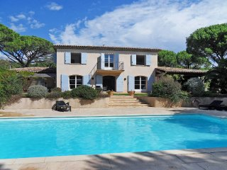 5 bedroom Villa in Grimaud, Provence-Alpes-Cote d'Azur, France : ref 5247106