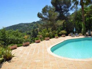 2 bedroom Villa in Gattieres, Provence-Alpes-Cote d'Azur, France : ref 5247090