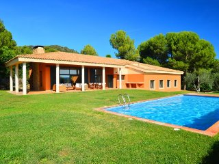 5 bedroom Villa in Mont-ras, Catalonia, Spain : ref 5246978