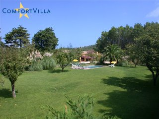 5 bedroom Villa in Begur, Catalonia, Spain : ref 5246694