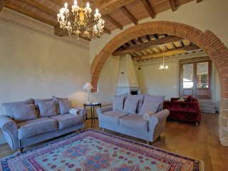 3 bedroom Apartment in Poppi, Tuscany, Italy : ref 5242124